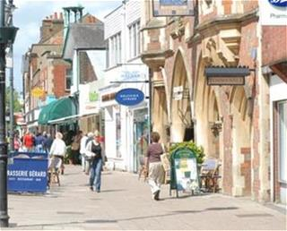 Berkhamsted Town Centre
