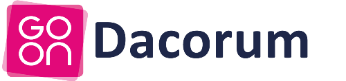 Go ON Dacorum logo