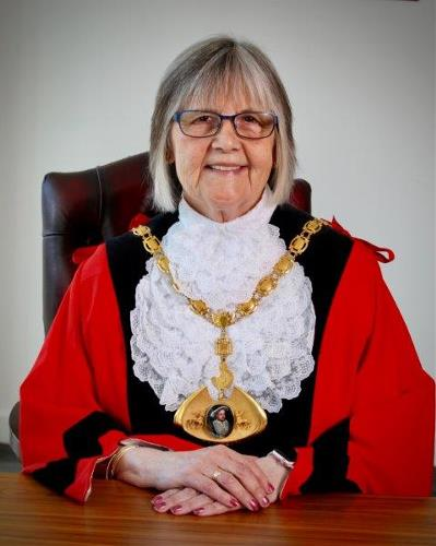Mayor of Dacorum Cllr Rosie Sutton